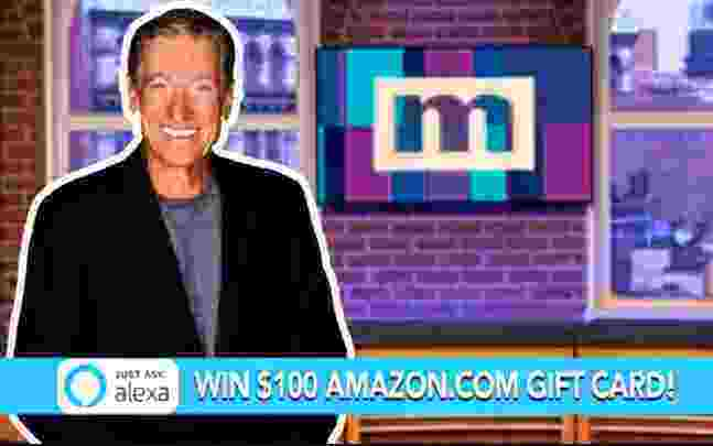Maury's You Are The Winner Sweepstakes