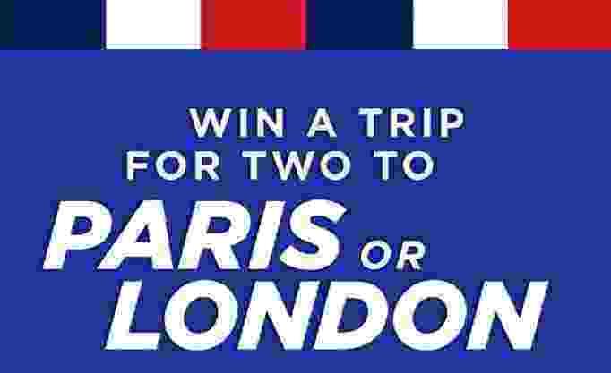 Tip Top Tailors Paris or London Contest