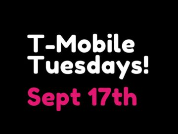 T-Mobile Tuesdays Giveaway