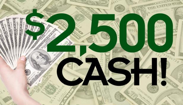 Money Talks News $2,500 Cash Sweepstakes