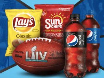 Pepsi Big Game Party Sweepstakes