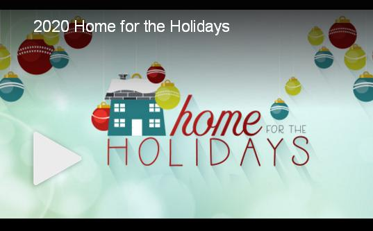 2020 Home For The Holidays Contest – Win 2020 Mortgage Or Rent Paid