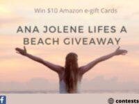 Ana Jolene Gift Card Giveaway
