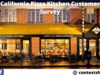 California Pizza Kitchen Customer Survey