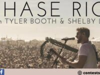 Drive-In Concert With Chase Rice Sweepstakes