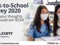 Debt.com Back-to-School Survey Giveaway