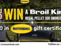 Butterball Broilking BBQ Sweepstakes