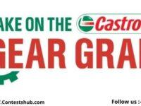 BP Lubricants Castrol Gear Grab Sweepstakes