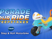 VTech Toys Upgrade Your Ride Sweepstakes