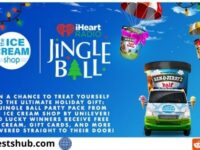 iHeart Radio Jingle Ball Party Pack Giveaway