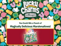 Lucky Charms Marshmallows Only Sweepstakes (marshmallowonly.com)