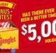 Sponsor Me Bojangles Contest