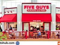 Five Guys Customer Experience Survey