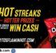 Cheetos vs. Doritos Flamin' Hot Faceoff Instant Win Game