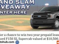 Liberty Ford Grand Slam Giveaway