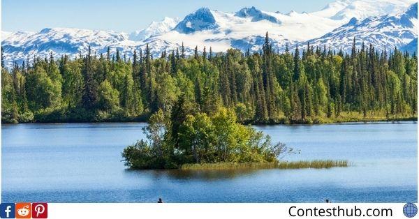 Omaze Luxurious Alaskan Getaway Sweepstakes