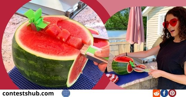 Watermelon Wellness with Melon 1 Sweepstakes