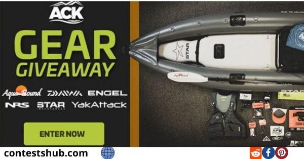 ACK Kayak Sweepstakes
