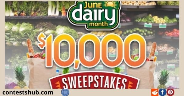 Easy Home Meals Grocery Sweepstakes