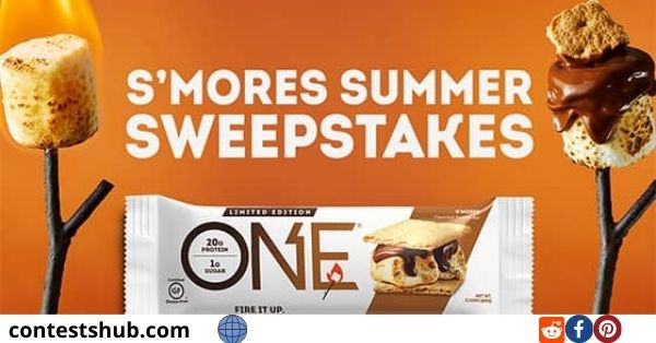 One Brand S'mores Fun Summer Sweepstakes
