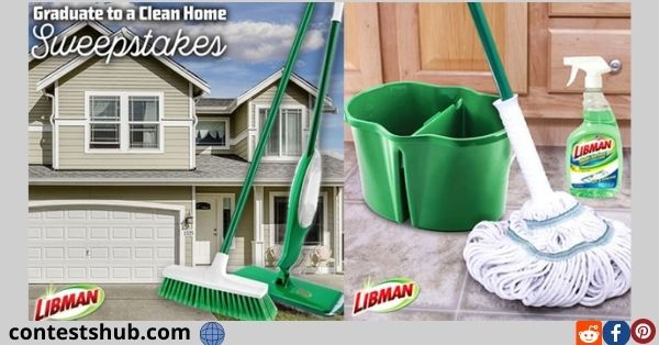 Libman Graduate to a New Level of Clean Sweepstakes
